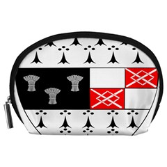County Kilkenny Coat Of Arms Accessory Pouches (large)
