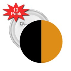 Flag Of County Kilkenny 2 25  Buttons (10 Pack)  by abbeyz71