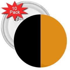 Flag Of County Kilkenny 3  Buttons (10 Pack)  by abbeyz71