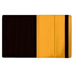 Flag Of County Kilkenny Apple Ipad 3/4 Flip Case by abbeyz71