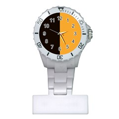 Flag Of County Kilkenny Plastic Nurses Watch by abbeyz71