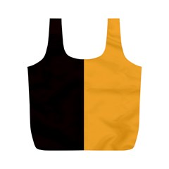 Flag Of County Kilkenny Full Print Recycle Bags (m)  by abbeyz71