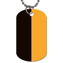 Flag of County Kilkenny Dog Tag (Two Sides)