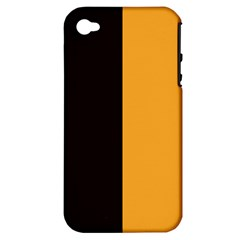 Flag Of County Kilkenny Apple Iphone 4/4s Hardshell Case (pc+silicone) by abbeyz71