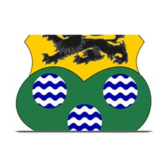 County Leitrim Coat Of Arms  Plate Mats by abbeyz71
