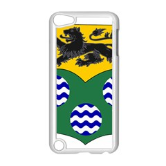 County Leitrim Coat Of Arms  Apple Ipod Touch 5 Case (white) by abbeyz71