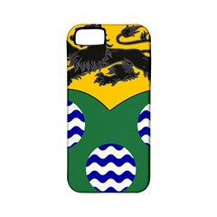 County Leitrim Coat Of Arms  Apple Iphone 5 Classic Hardshell Case (pc+silicone) by abbeyz71