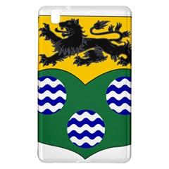 County Leitrim Coat Of Arms  Samsung Galaxy Tab Pro 8 4 Hardshell Case by abbeyz71