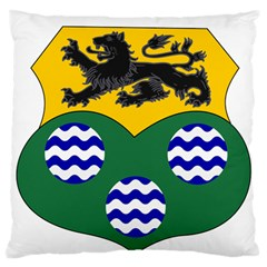County Leitrim Coat Of Arms  Standard Flano Cushion Case (one Side)