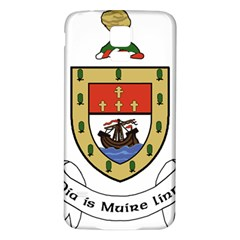 County Mayo Coat Of Arms Samsung Galaxy S5 Back Case (white)