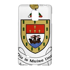 County Mayo Coat Of Arms Galaxy Note Edge by abbeyz71