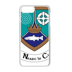 County Meath Coat Of Arms Apple Iphone 7 Plus White Seamless Case by abbeyz71