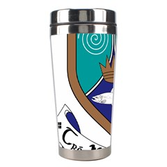 County Meath Coat Of Arms Stainless Steel Travel Tumblers by abbeyz71