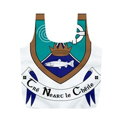 County Meath Coat Of Arms Full Print Recycle Bags (m)  by abbeyz71