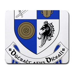 County Monaghan Coat Of Arms  Large Mousepads by abbeyz71