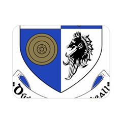 County Monaghan Coat Of Arms  Double Sided Flano Blanket (mini)  by abbeyz71