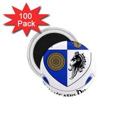 County Monaghan Coat Of Arms 1 75  Magnets (100 Pack)  by abbeyz71