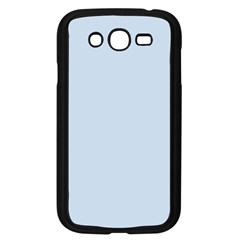 Pastel Color   Light Azureish Gray Samsung Galaxy Grand Duos I9082 Case (black) by tarastyle