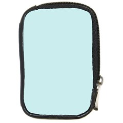 Pastel Color - Light Cyanish Gray Compact Camera Cases by tarastyle