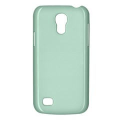 Pastel Color   Light Greenish Gray Galaxy S4 Mini by tarastyle