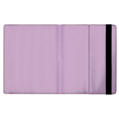 Pastel Color   Magentaish Gray Apple Ipad 2 Flip Case by tarastyle