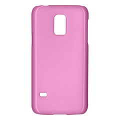 Pastel Color   Pale Cerise Galaxy S5 Mini by tarastyle