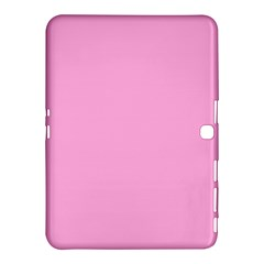 Pastel Color   Pale Cerise Samsung Galaxy Tab 4 (10 1 ) Hardshell Case  by tarastyle