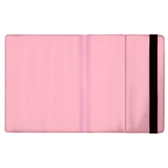 Pastel Color   Pale Crimson Apple Ipad 2 Flip Case by tarastyle