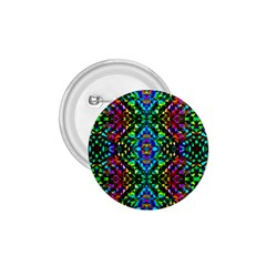 Glittering Kaleidoscope Mosaic Pattern 1 75  Buttons by Costasonlineshop