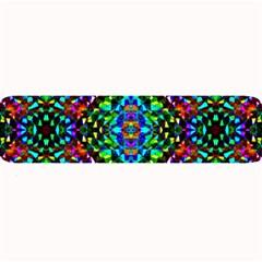 Glittering Kaleidoscope Mosaic Pattern Large Bar Mats
