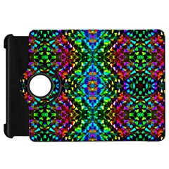 Glittering Kaleidoscope Mosaic Pattern Kindle Fire Hd 7  by Costasonlineshop