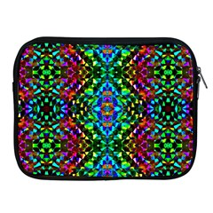 Glittering Kaleidoscope Mosaic Pattern Apple Ipad 2/3/4 Zipper Cases by Costasonlineshop