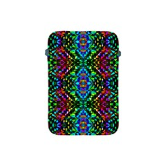 Glittering Kaleidoscope Mosaic Pattern Apple Ipad Mini Protective Soft Cases by Costasonlineshop