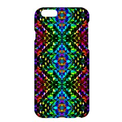 Glittering Kaleidoscope Mosaic Pattern Apple Iphone 6 Plus/6s Plus Hardshell Case by Costasonlineshop