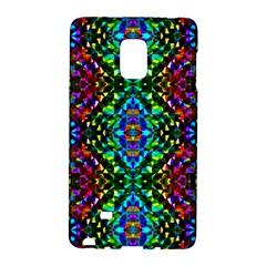 Glittering Kaleidoscope Mosaic Pattern Galaxy Note Edge by Costasonlineshop