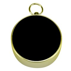 Black Gothic Gold Compasses by Costasonlineshop