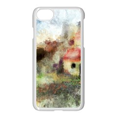 Old Spanish Village Apple Iphone 7 Seamless Case (white) by digitaldivadesigns