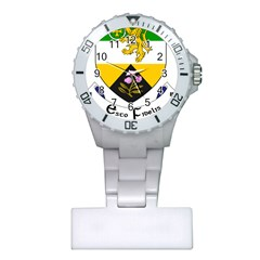 County Offaly Coat Of Arms  Plastic Nurses Watch