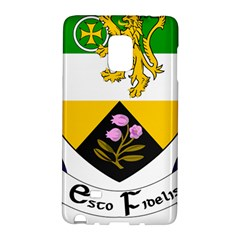 County Offaly Coat Of Arms  Galaxy Note Edge by abbeyz71