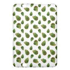 Leaves Motif Nature Pattern Kindle Fire Hd 8 9  by dflcprints