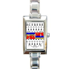 County Tipperary Coat Of Arms  Rectangle Italian Charm Watch by abbeyz71