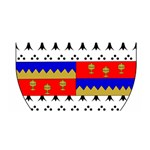 County Tipperary Coat of Arms  Satin Wrap Front