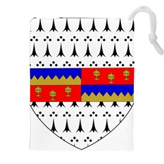 County Tipperary Coat Of Arms  Drawstring Pouches (xxl) by abbeyz71