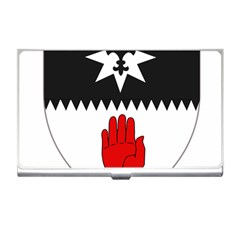 County Tyrone Coat Of Arms  Business Card Holders by abbeyz71