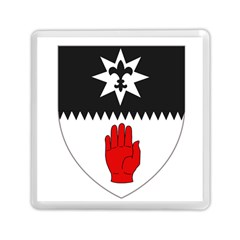 County Tyrone Coat Of Arms  Memory Card Reader (square)