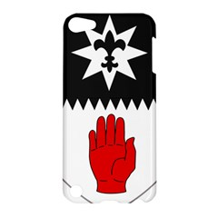 County Tyrone Coat Of Arms  Apple Ipod Touch 5 Hardshell Case by abbeyz71