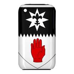 County Tyrone Coat Of Arms  Iphone 3s/3gs by abbeyz71