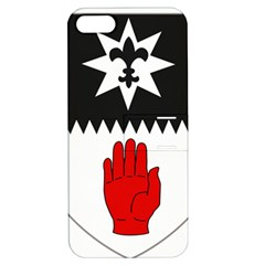 County Tyrone Coat Of Arms  Apple Iphone 5 Hardshell Case With Stand by abbeyz71