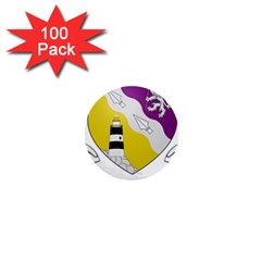 County Wexford Coat Of Arms  1  Mini Buttons (100 Pack)  by abbeyz71
