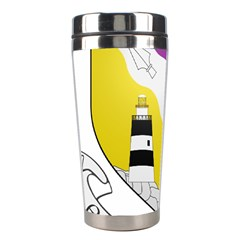 County Wexford Coat Of Arms  Stainless Steel Travel Tumblers by abbeyz71